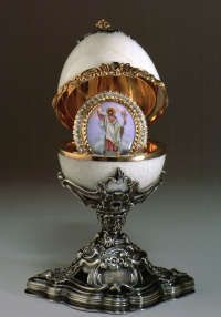 Faberge Egg Collection at Kremlin Museum