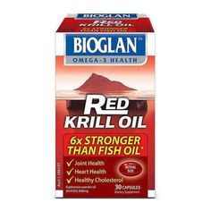 Krill Oil, Fish Oil, Cholesterol, Campaign, Just For You, Medium, Natural, Healthy, Link