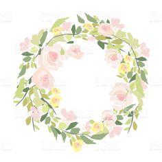 Kwiaty Ilustracja stockowa ilustracja wektorowa royalty-free