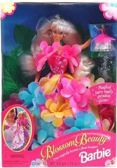 Blossom Beauty Barbie 1996