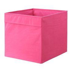 DRÖNA Laatikko - roosa - IKEA