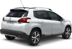 Listino Peugeot 2008