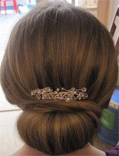 Bridal Hair - Up - Wedding Makeup & Hair Styling