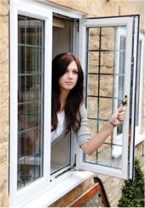 What are Casement Windows? - http://www.theadvancedgroup.co.uk/double-glazing-news/what-are-casement-windows