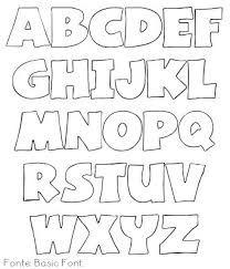 Resultado de imagen para modelo de letras para cartel
