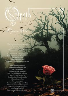 Opeth/Pale Communion: Elysian Woes