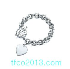 WHAT!!!! Tiffany And Co Heart Tag Charm Toggle Bracelet [Tiffany & Co Outlet 1235] - $19.99 : Tiffany & Co Outlet - All Tiffany & Co Jewelry - Global Online Shopping Save 83% Up Discount!