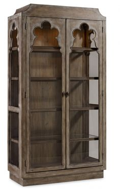 Chantal Display Cabinet | Hooker Furniture | Home Gallery Stores