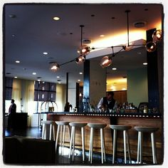 Andaz Savannah...the BEST mojitos in town