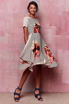 Verna Midi Dress - anthropologie.com #anthropologie #AnthroFave