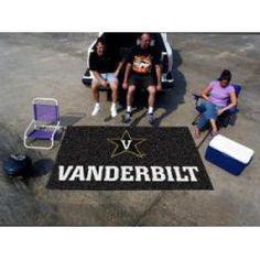 "Vanderbilt Commodores Tailgating Ulti-Mat 60""x96"""