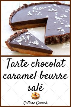 Tarte Choco Caramel, Moussaka, Raw Vegan, Bread Baking, Biscuits, Food And Drink, Sweets, Cooking, Recipes