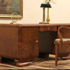 French Deco desk circa 1930