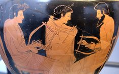MUSIC/GREEK/MOUSIK-ART OF THE MUSES