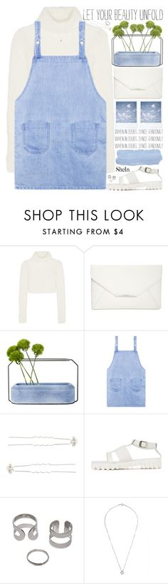 """""""if you're reading this thank you for following me and i hope something nice happens to you today ♡"""" by alienbabs ❤ liked on Polyvore featuring Roberto Cavalli, Style & Co., Spécimen Editions, FUCT, Jenny Packham, clean, organized and shein"""
