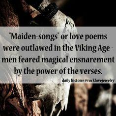 ... Maiden Songs ...