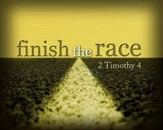 A Single Christian Mom's Advice on Making Life Easier: Scripture Inspiration Day 3: 1 Corinthians 9: 24:27 How Are You Running the Race?