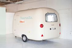 Roomette: A Lightweight Trailer That's Big On Inner Space  ... see more at InventorSpot.com.