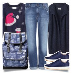 """Back to School Style"" by madeinmalaysia ❤ liked on Polyvore featuring мода, Toast, McQ by Alexander McQueen и NIKE"