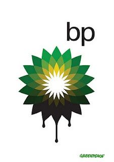 A response to the bp oil spill.