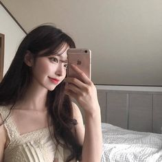 Find images and videos about girl, korean and ulzzang on We Heart It - the app to get lost in what you love. Mode Ulzzang, Ulzzang Korean Girl, Cute Korean Girl, Ulzzang Girl Selca, Girl Korea, Asia Girl, Korean Beauty, Asian Beauty, Uzzlang Girl
