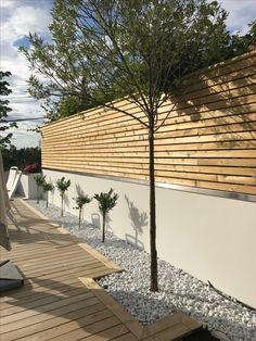 Mid Century Style, Garden Landscaping, Decks, Mid-century Modern, Pergola, Exterior, Outdoor Structures, Gardening, Landscape