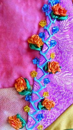 Allie's in Stitches: The Joyful Embellishments Stitch Along Series