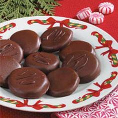If you like the mint patties you buy from the store, you will love these. And they are easy to make, I have made them several times and there are never enough to go around.