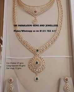 Jewelry OFF! The Brand That Sells Exceptional Diamond Jewelry Designs Antique Jewellery Designs, Gold Jewellery Design, Handmade Jewellery, Designer Jewelry, Cz Jewellery, Jewellery Shops, Temple Jewellery, Antique Jewelry, Diamond Jewelry