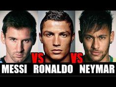 2015 Ballon d'Or Winner!!! Messi VS Ronaldo VS Neymar | The ULTIMATE Battle! - YouTube