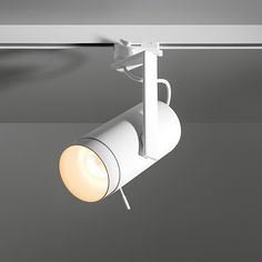 Spektra is a versatile, precise trackspot for retail applications of the hand of French designer Florent Coirier. Spektra is the first trackspot in the Modular portfolio with an adjustable zoom lens. Users can easily adjust the beam angle and change the inclination of the luminaire, ensuring that it only highlights targeted areas