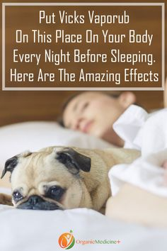 Put Vicks Vaporub On These Places On Your Body Every Night Before Sleeping. Here Are The Amazing Effects. Vicks Vaporub, Vicks Rub, Heart Attack Symptoms, Coconut Health Benefits, Before Sleep, Natural Cures, Health Problems, Health Remedies, Healthy Life
