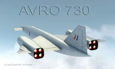 L'Avro 730 War Jet, British Aerospace, Space Engineers, Experimental Aircraft, Air Space, Military Equipment, Royal Air Force, Aviation Art, Military Aircraft