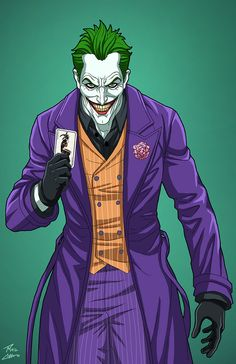 Joker by phil-cho