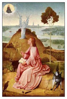BOSCH Hieronymus / Jheronimus - Dutch ('s-Hertogenbosch, c.1450 - 1516) -