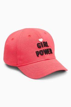 Купить Red Girl Power Cap (Девочки) from Next Russia