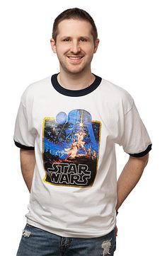 Exclusive Star Wars Premium Ringer Tee