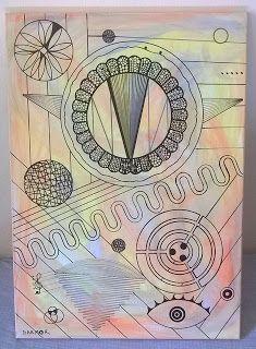 disegnatore   DARMOR: 53 su tela