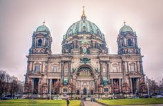 Berlin Cathedral HDR | by deano1088