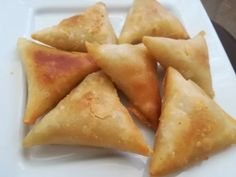 Potato Samoosa Filling recipe by Naseema Khan (zulfis) posted on 10 Jan 2018 . Recipe has a rating of by 1 members and the recipe belongs in the Savouries, Sauces, Ramadhaan, Eid recipes category Indian Food Recipes, Real Food Recipes, Great Recipes, Cooking Recipes, Yummy Food, Indian Snacks, African Recipes, Samosa Recipe, Pakora Recipes