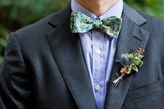 Bow ties handmade by