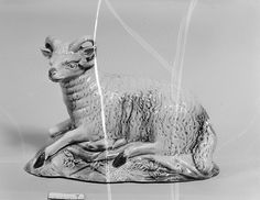 Probably by Ralph Wood the Younger | Ram | British, Burslem, Staffordshire, ca…
