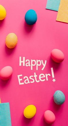 iPhone Wall: Easter tjn Happy Easter Wallpaper, Holiday Wallpaper, Happy Easter Messages, Easter Illustration, Easter Peeps, Easter Stuff, Happy New Year Images, Easter Pictures, Egg Decorating