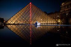 Luwr - Paryż - Francja : plenerowa sesje ślubna  www.grzegorzpytel.com