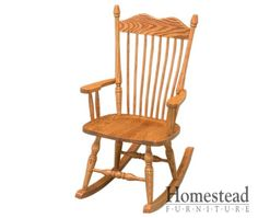 3000 Rocking Chair  Http://homesteadfurnitureonline.com/rocking Chairs_3000.html