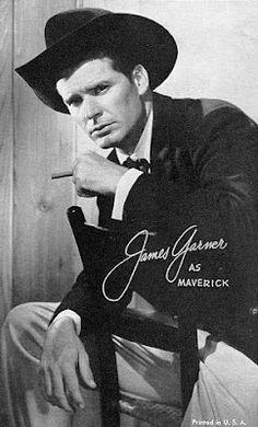 James Garner as Maverick