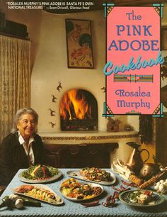 The Pink Adobe Restaurant...when we first moved here we met Rosalea Murphy at the bar..she and my Paolo knew Harry Partch in common!