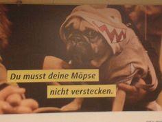 Die Berliner BVG hats echt drauf :-)))