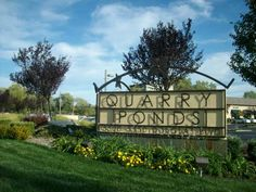 The Quarry Ponds has really nice restaurants and markets very close to Folsom Lake and the Carolinda neighborhood in Granite Bay.