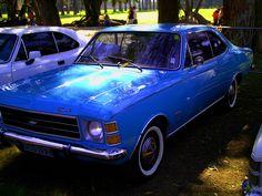 Chevrolet Opala de Luxo 1977